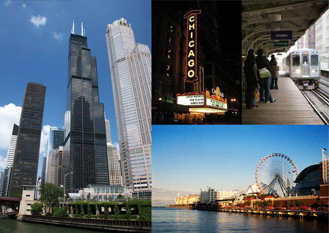Chicago city attractions